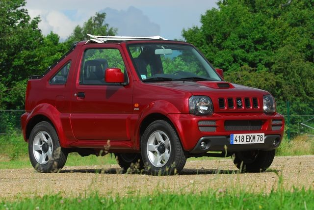 Suzuki Jeep Jimny E1 Plus
